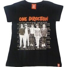 Girls One Direction Take Me Home short sleeved T Shirt 7 8 9 10 11 12 years Kids