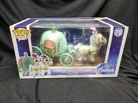 Funko Pop Disney Rides Cinderella's Carriage Animated Cinderella Vinyl
