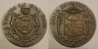 medaglia gettone 'VALE DUE PRANZI' osteria vecchio canneto e taverna Gran Sasso