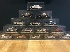 Atlas - 1:43 ESCALA DIECAST IXO Rally Cars-elige tu favorita 1/43 Diecast