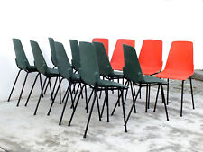 Fantasia France production vintage chairs design '60 in the manner prouvè design