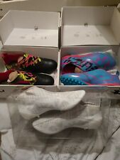 Genuine Adidas Glitch Astro Football Boots Size UK8 2x Outer Skin 1x Inner Skin