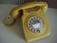 GPO BT TOPAZ 8746 ROTARY TELEPHONE - RETRO STYLE - FREEPOST