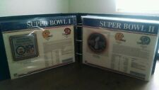 OFFICIAL NFL SUPER BOWL PATCH COLLECTION 1- 50 PATCHES with bonus patch.