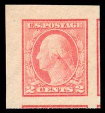 Momen: Us Stamps #482 Mint Og Nh Pse Graded Cert Gem-100