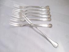 WMF 3200 Barock 1 Fleischgabel Vorlegegabel 19,3 cm  90er Silber - mehrere