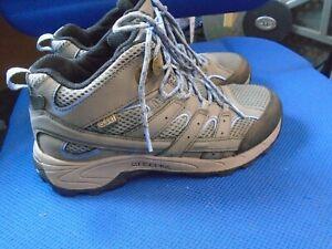 Merrell Moab grey waterproof walking boots size 5