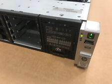 HP Proliant DL380p G8 -Dual 6core E5-2640 @2.5GHz, 32GB PC3, iLO4
