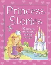 """""""VERY GOOD"""" Princess Stories, Parragon Book, Book"""