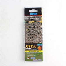 KMC X11 X11.93 MTB Road Bike Chain 116L 11 Speed Bicycle Chain Magic Button