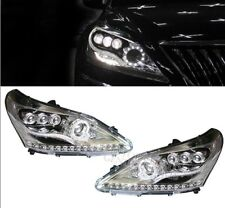 2013-2015 HYUNDAI EQUUS NEW OEM LED ADAPTIVE HEAD LAMP HEAD LIGHT LH & RH SET