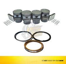 Pistons & Rings Set For Ford Excursion Expedition 5.4 L SOHC - SIZE 040