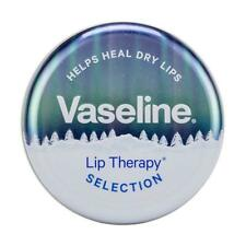 Vaseline Original Selection Lip Therapy Tin Gift Set 3 X 20g NEW