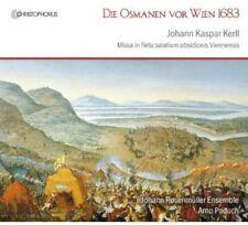 Arno Paduch, J.K. Ke - Ottomans at the Gate of Vienna [New CD]
