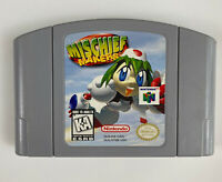Mischief Makers (Nintendo 64, 1997) Tested-Authentic-N64 - Free Shipping