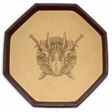 Odin's Battlefield Dice Tray for Dice Games, D&D, Pathfinder RPG, Yahtzee