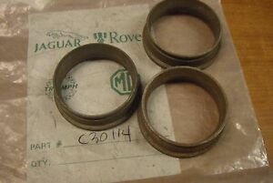 3 NOS Front Suspension Cupped Rings on shock Jaguar XJ6 Ser III 79-87  XJS HE