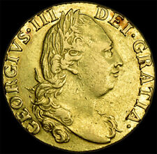 More details for king george the iii 1786 gold guinea....