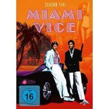 MIAMI VICE SEASON 5 - 6 DVD NEUWARE DON JOHNSON,PHILIP MICHAEL THOMAS