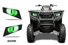 AMR Racing Arctic Cat Alterra 400/450 Headlight Graphics Eye Sticker Decals EC G