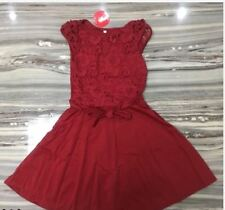 TOPLACE KIDS DRESS AG -  MAROON