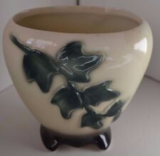 Vintage Royal Copley Ivy Vase Pottery Planter