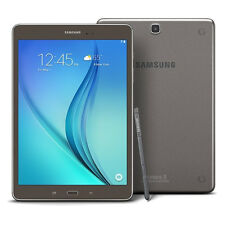 "Galaxy Tab A - 16GB - Wi-fi + 3G, 9.7"" (EE) Black Very Good Condition"