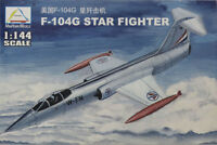 1/144 Mini Hobby Models USA F-104G Aircraft Model STAR Fighter Plane