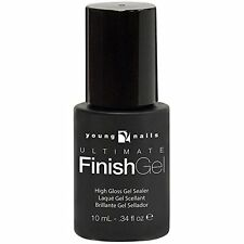 Young Nails Ultimate Finish Gel High Gloss Gel Sealer .34oz
