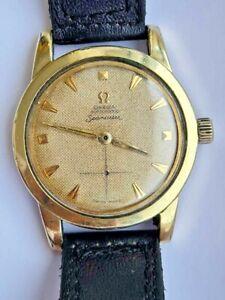 Vintage Omega Seamaster 2576 - 22  Mechanical (Manual)  Watch- men's- 1950's