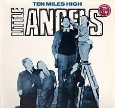 "LITTLE ANGELS ten miles high LTLX 16 uk polydor 1994 gatefold sleeve 12"" PS EX/E"