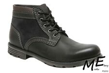 New Clarks Collection Darian Mid Men Leather Boots Sz. 11.5 (MSRP $130)