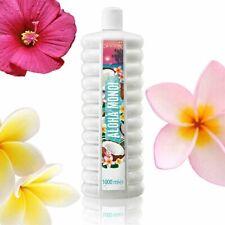 AVON Aloha Mondoi Bubble Bath Coconut & Tiare Flower Fragrance 1 Litre (T)