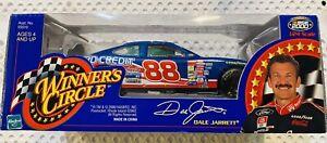 NASCAR Dale Jarrett #88 1/24 Die Cast 2000  Vintage
