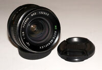 MC Auto-Beroflex 28 mm 2.8 Made in Japan M42 Screw mount Great for Landscapes