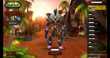 Wow Account 17x 110 LVL CHARS TOP World of Warcraft ACC high Gladiator