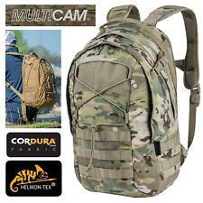 Zaino Helikon-tex edc Pack Cordura Tattico Militare Softair Caccia Multicam