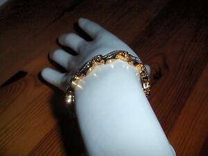 Lovely Ladies Gold Colour Bracelet