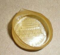 SET of 1984-S 1¢'s PROOF PLASTIC DIE CAP COVERS - 2 IN US MINT BOX