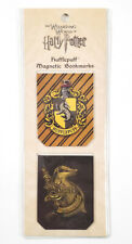 Harry Potter 2014 Universal Studios Parks Magnetic Bookmark Set Hufflepuff