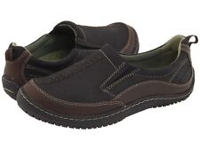 Earth Inquire Black/Brown Slip-in Shoes 6 M