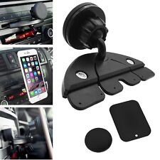 Magnetic Car Dash CD Slot Holder Mount Stand For iPhone Android Cell Phone GPS