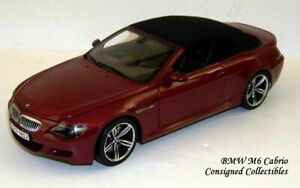 Kyosho BMW M6 CABRIO 1/18 NEW!