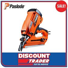 Paslode Impulse Framing Nailer 50mm 90mm FrameMaster-Li PowerVent - B20543P-SKIN