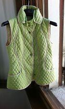 Giacca piumino leggero smanicato, Les Copains Combipel, verde, donna, taglia 40