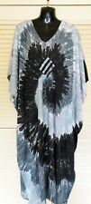 Long  Kaftan Dress Casual or dressy Grecian fall Boho Plus size 16-24 New Stock.