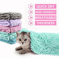 Pet Quick-drying Absorbent Towel Thickened Cat Dog Supplies Cat Household