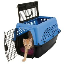 "PetMate 2-Door Top Load Kennel, 24"" Mint !  For Dogs/Cats /  Mint Condition  !"
