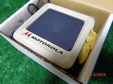 MOTOROLA 60/70's Erra VINTAGE  MOCOM MOTRAC  external speaker TSN6000A 1  NEW