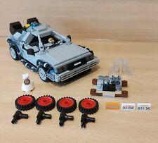LEGO Back To The Future 21103 Custom built Moc Genuine Lego Parts - New